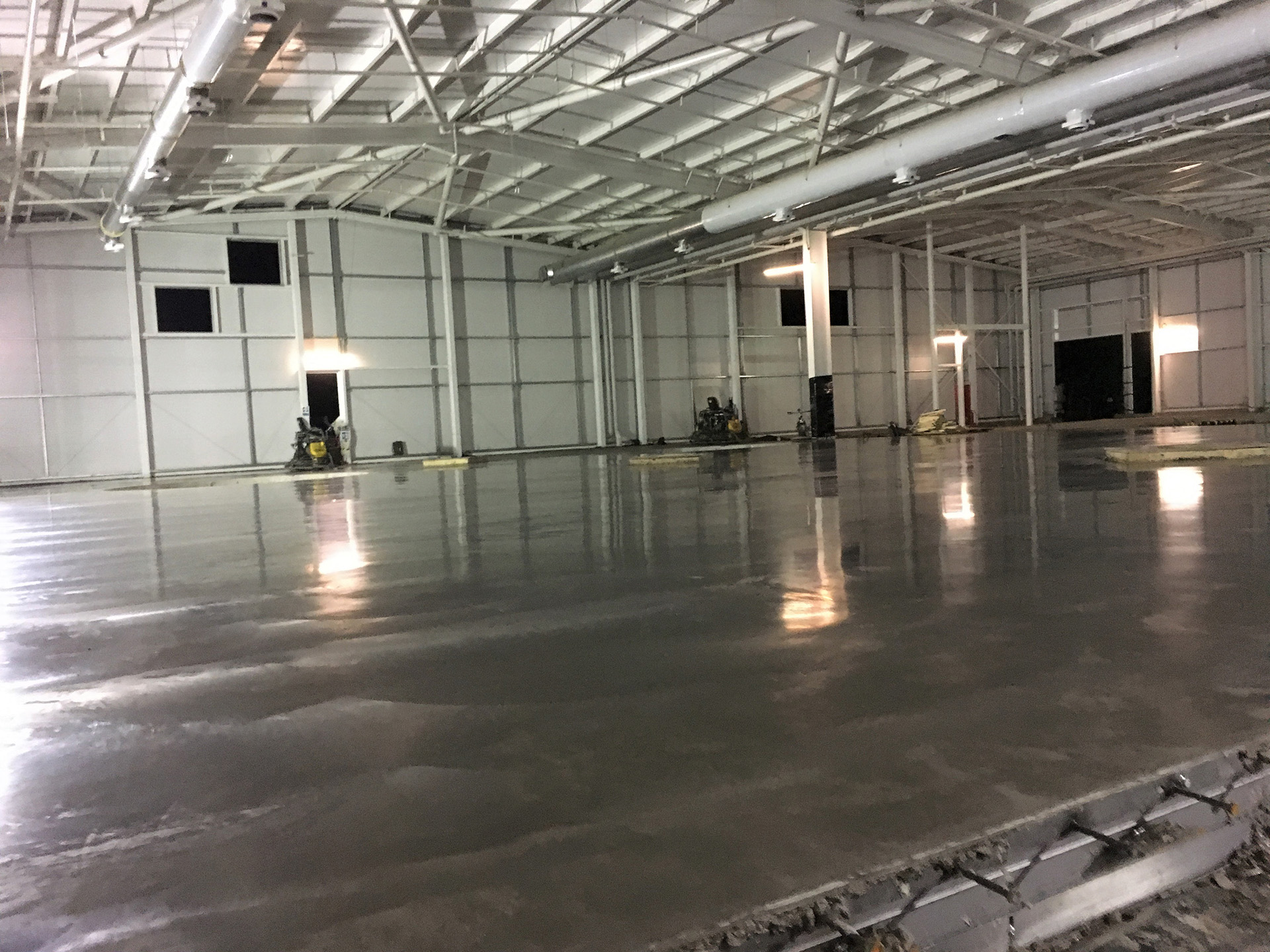 health & safety policy for concrete flooring workers
